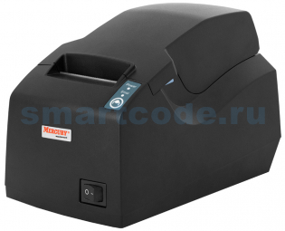 фото Термопринтер чеков Mertech (Mercury) MPRINT G58 RS232-USB черный, фото 1